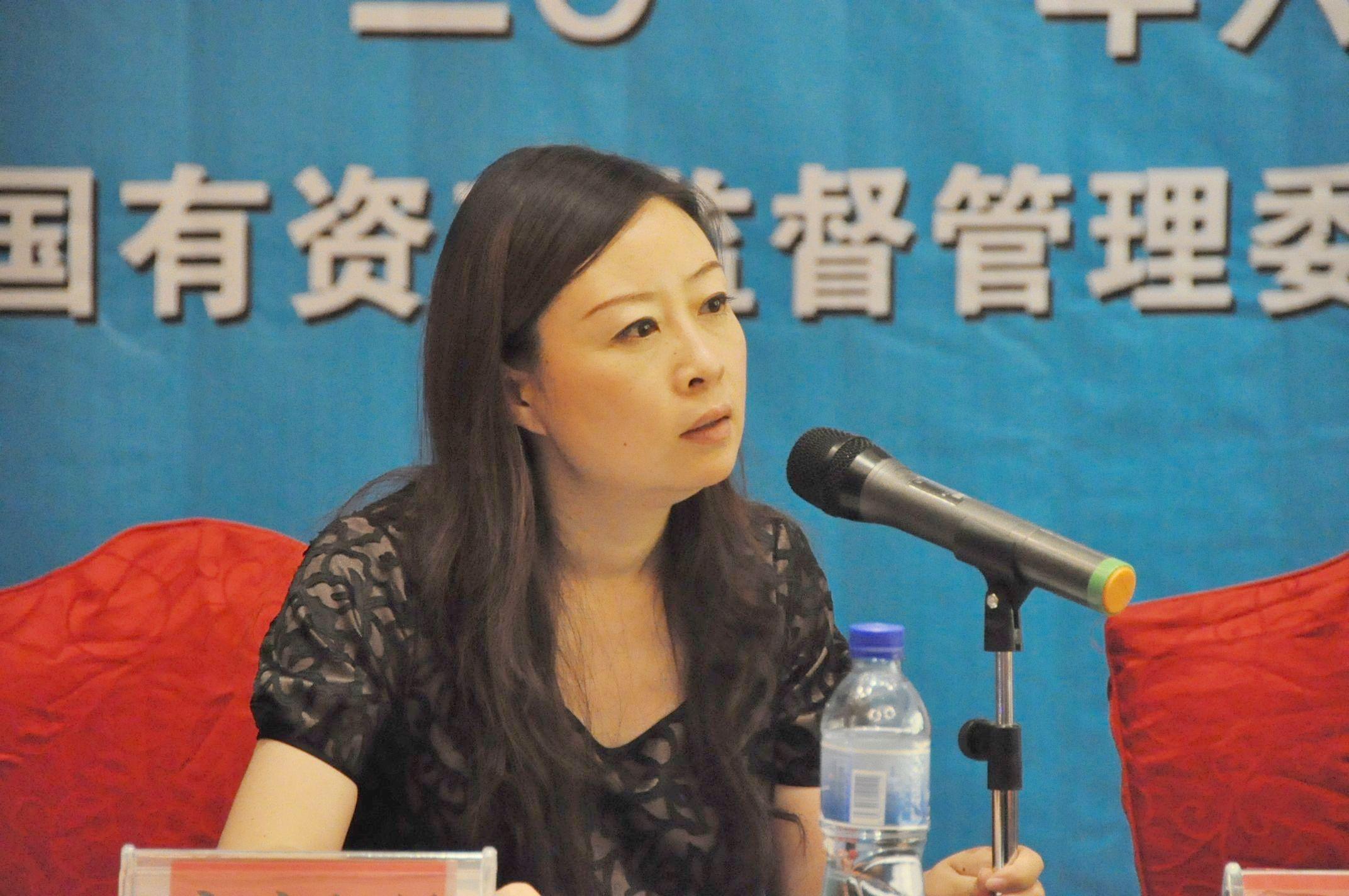 宁夏科技资源与产权交易所总经理李甘露讲话话